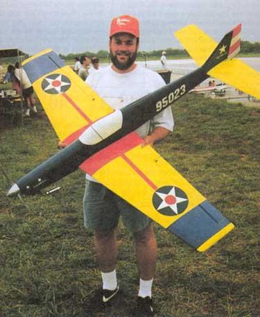 dick hanson planes